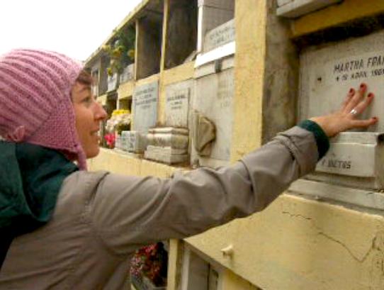 marta cementerio