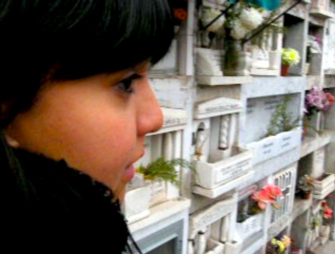 carolina cementerio